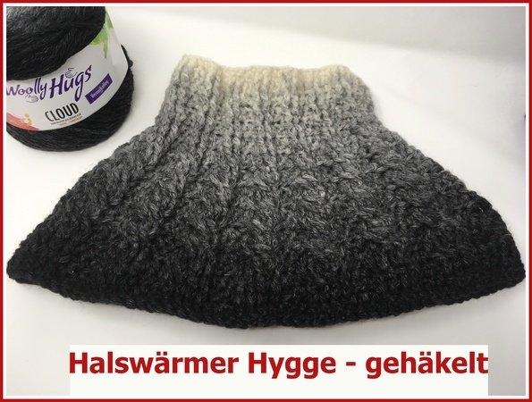 Halswärmer Hygge Mit 1 Knäuel Cloud Von Woolly Hugs Häkeln