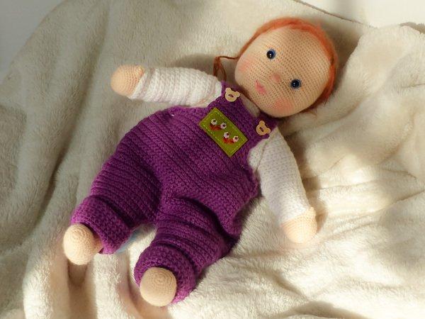 Püppchen Alani Häkelanleitung 35 Cm Puppe Häkeln Puppe Anfänger