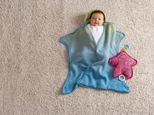 Baby Coccon Stricken Strickanleitung Für Ein Baby Cocoon