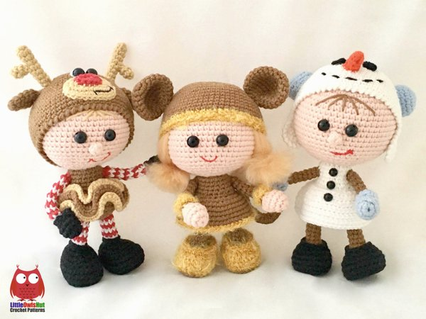 Amigurumi Monkey Pattern Free : Crochet monkey free pattern by sojala on deviantart