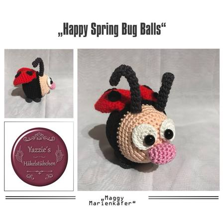 """Happy Spring Bug Balls"""