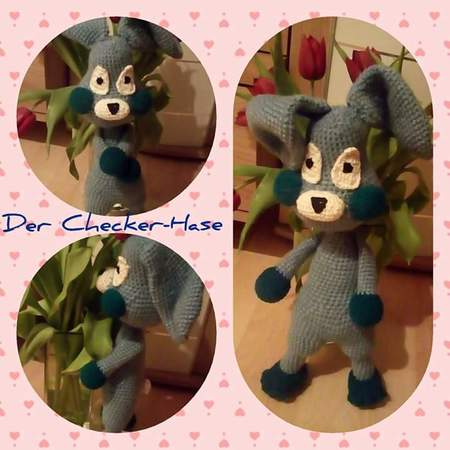 Checker Hase