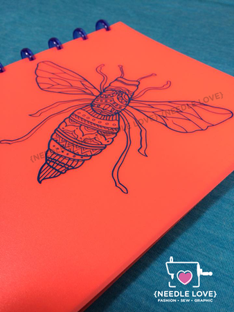Plotterdatei BOHO BEE