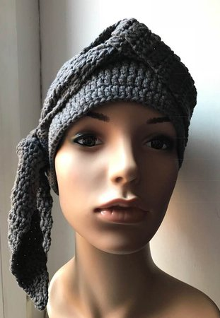 schicker Wickel-Turban