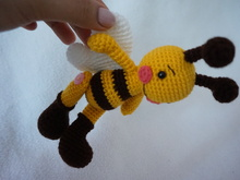 Bunble bee crochet pattern