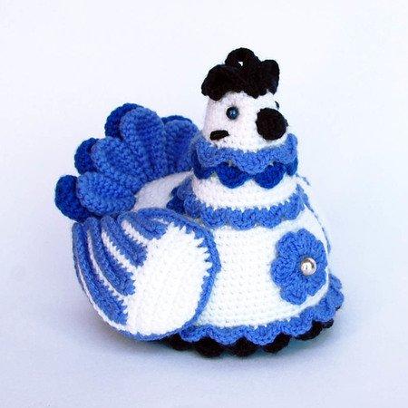Vintage Crochet Easter Chicken Amigurumi Free Patterns - DIY Magazine   450x450