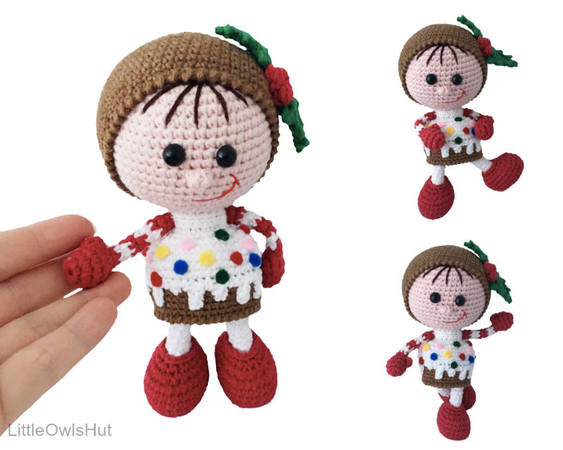 Bonnie With Ladybug Costume amigurumi pattern - Amigurumipatterns.net | 450x563