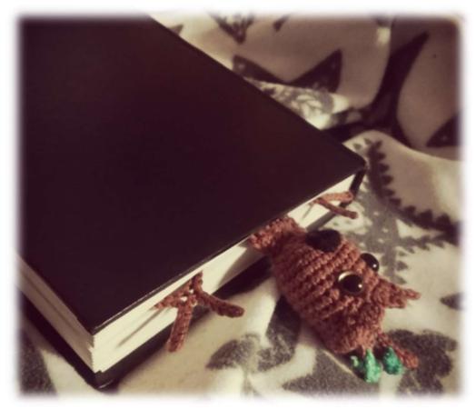 Baby Groot Lesezeichen