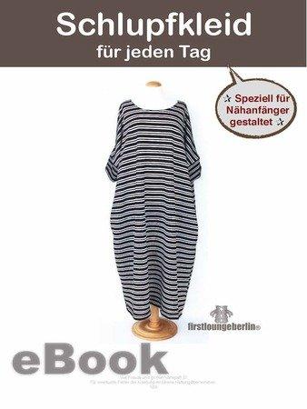 Kleid nähen / Damenkleid / Schlupfkleid