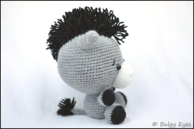 Esel Häkeln Amigurumi Häkeln Tiere