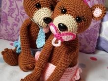 Bär Häkeln Teddy Glücksbringer Diy