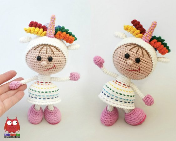 The Unicorn Mermaid Pattern is NOW... - Crafty Intentions | Facebook | 450x563
