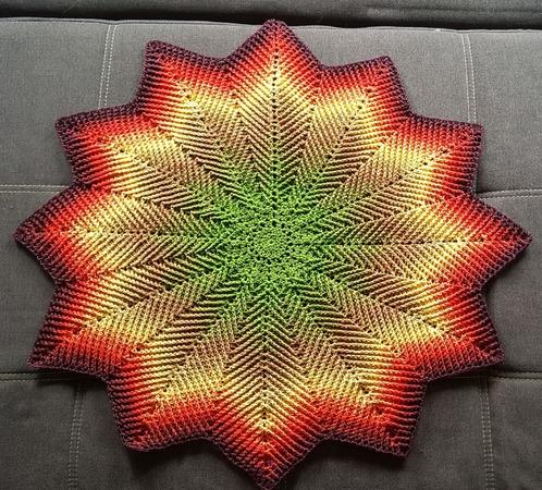 Blättersternchen