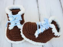 Booties Knitting Pattern
