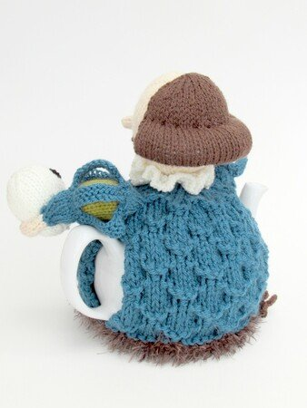 Shakespeare Tea Cosy Pattern