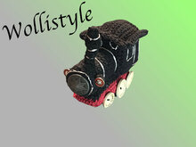 "Locomotive ""Tiffany"" crochet Pattern"