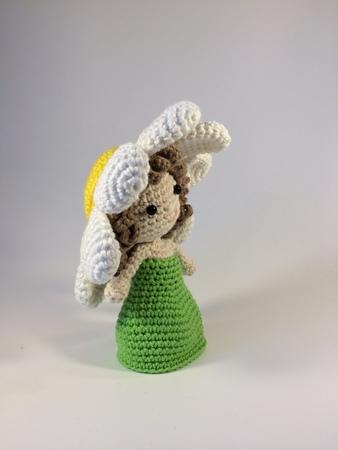 Entzückendes Kleines Blumenkind Häkeln
