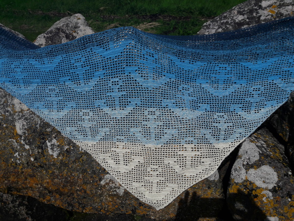 Anchor Shawl