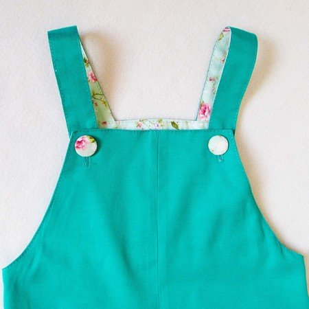 Romper for baby and toddler,Overalls for girl,boy,baby,sewing pattern and instruction,to fit 6 months to 3 years