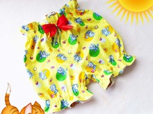 Knickers#2,Diaper Nappy Cover,PDF Sewing Pattern, Baby,Toddler size newborn to 2 years.