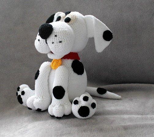 Dottie the pig Amigurumi Animal PDF Crochet Pattern Doll Toy | Etsy | 450x503