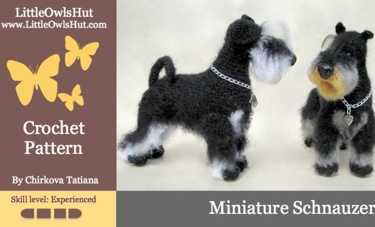 11 Amigurumi Dog Crochet Patterns – Cute Puppies - A More Crafty Life | 450x743