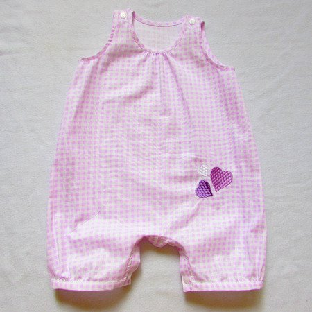 Overalls #5 for baby and toddler,Romper for girl,boy,baby, children's sewing pattern to fit 3 months to 2 years.