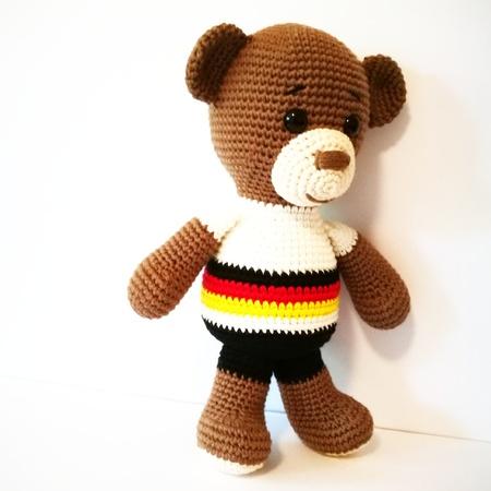 Anleitung Teddy Freddy Im Fußballfieber
