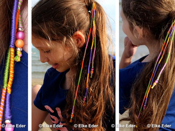 Selber haarschmuck machen kommunion für Haarschmuck selber
