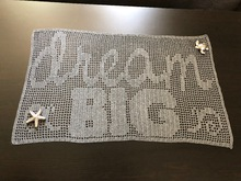 "Häkelanleitung ""dream BIG"""