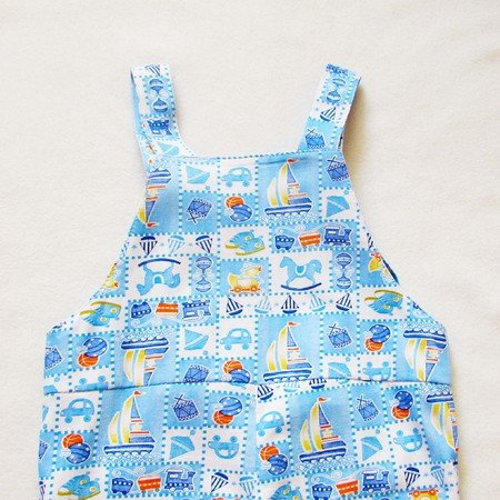 Romper for baby, toddler, girl, boy jumpsuit,to fit 6 months to 3 years.