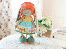 Crochet Pattern - Outfit for Bunny Grathen