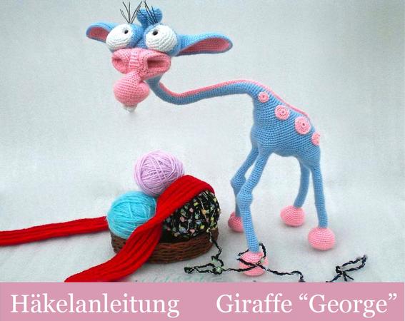 Giraffe häkeln // Tiere // Amigurumi // DIY