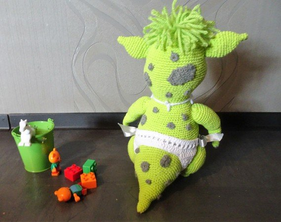 Dinosaur Crochet Patterns – For Your Dino Lover - A More Crafty Life | 450x569