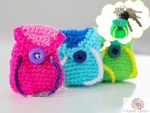 Backbag – Bag Hanger crochet patterns