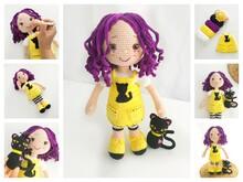 Häkelanleitungen Für Amigurumi Puppen Crazypatternsnet