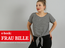 FRAU BILLE Knotenshirt, ebook