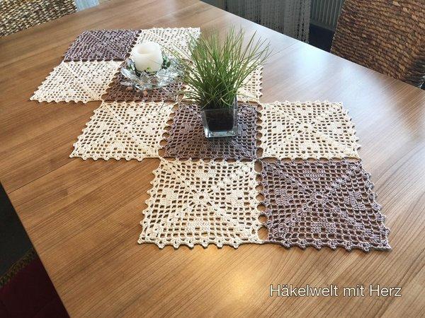 Tischläufer Häkeln Tischdecke Häkeln