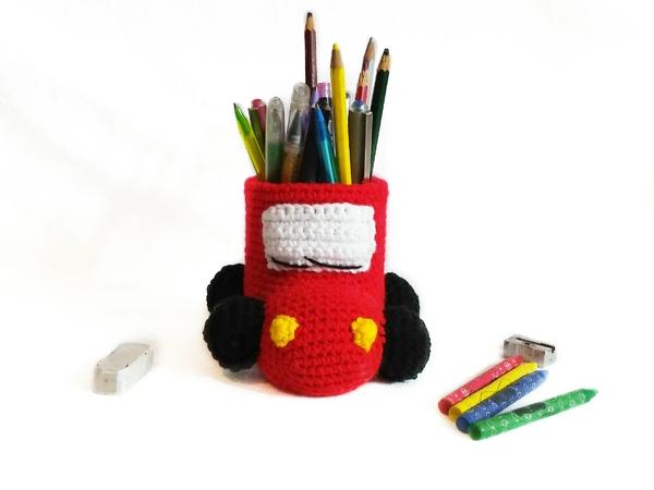 Pez Payaso de Nemo en tejido crochet | 450x600