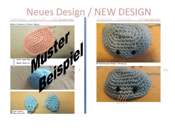 Small pink jellyfish, Crochet jellyfish, Amigurumi jellyfish ... | 450x600
