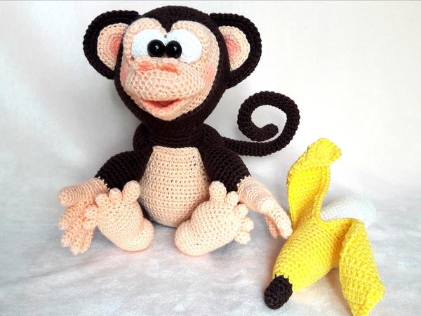 Affe Häkeln Tiere Amigurumi Häkeln