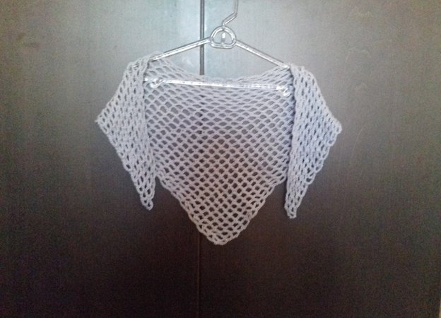 Summer Shawl - Fast and Easy