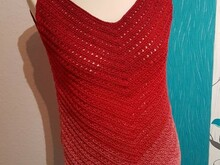 Top Sunshine aus 1 BOBBEL-COTTON von Woolly Hugs häkeln