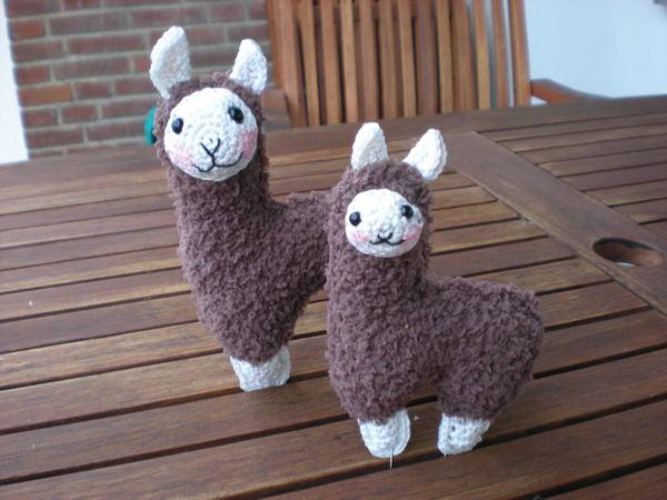 Crochet Llama Toy Plush Amigurumi Free Patterns & Paid   Crochet ...   450x600
