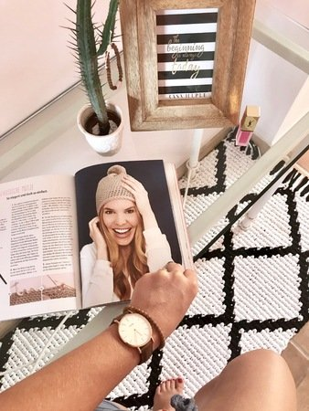 BOHO DIAMONDS Teppich Häkelanleitung + Videos