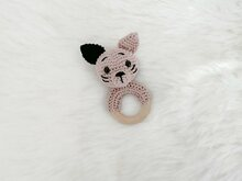 Cat Rattle - Crochet Pattern