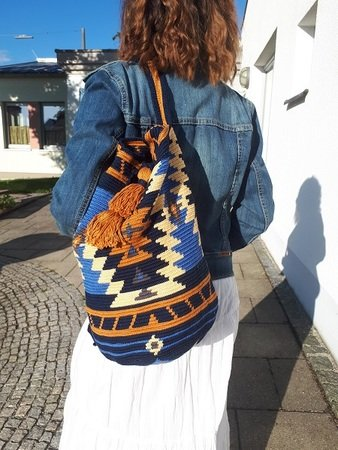 Tapestry Mochila Tasche Yarbrough