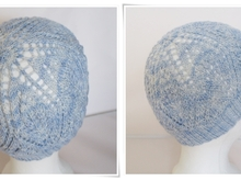 Roselyn Hat - a perfect match to the cowl
