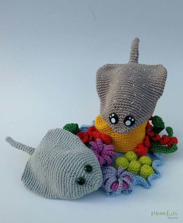 Under the Sea - RAY Richard – Crochetpattern