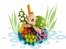 Under the sea - Turtle Sofia Pattern Amigurumi PDF Deutsch - English